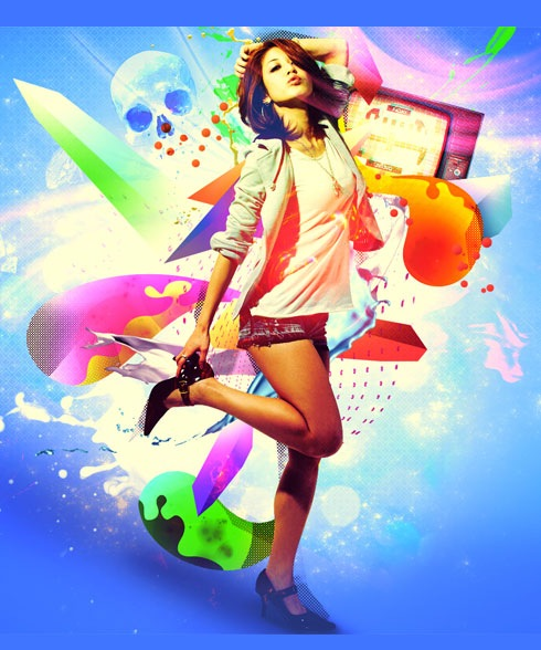color1 40 Beautiful Uses Of Photoshop In Digital Art Work