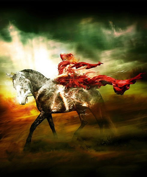diabolical 40 Beautiful Uses Of Photoshop In Digital Art Work