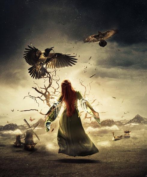 faith 40 Beautiful Uses Of Photoshop In Digital Art Work