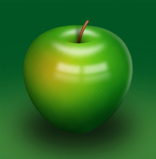 greenapple 30 Photoshop Tutorials For Creating Beautiful Illustration
