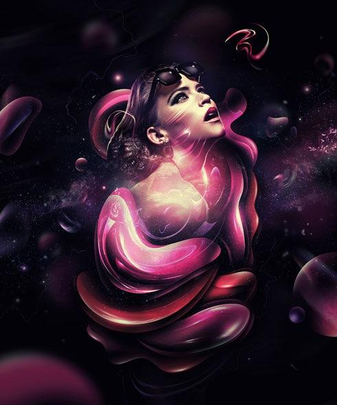 memimrised 40 Beautiful Uses Of Photoshop In Digital Art Work
