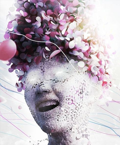 sing 40 Beautiful Uses Of Photoshop In Digital Art Work
