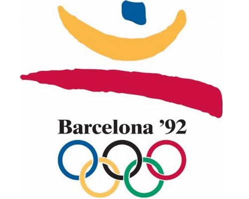 barcelona1992olmypic The Evolution Of the Summer Olympics Logo Design From 1924 To 2016