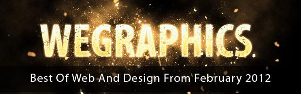 bestofdesignfebuary2012 Best Of Web And Design In February 2012
