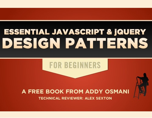 designpatterns 20 Free E books For Web Designers