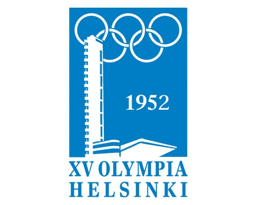 helenskiolmypiclogo1952 The Evolution Of the Summer Olympics Logo Design From 1924 To 2016