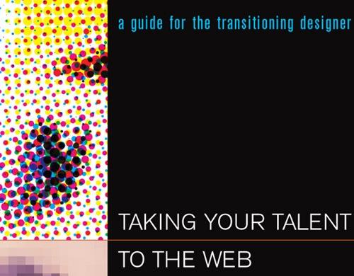 takingtalenttothewebebook 20 Free E books For Web Designers