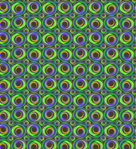greencolofulabstractpattern Colorful Vibrant Abstract Pattern Set