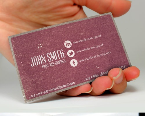 jonhsmithbusinesscard 70 Creative And Innovating Business Card Designs You Must See