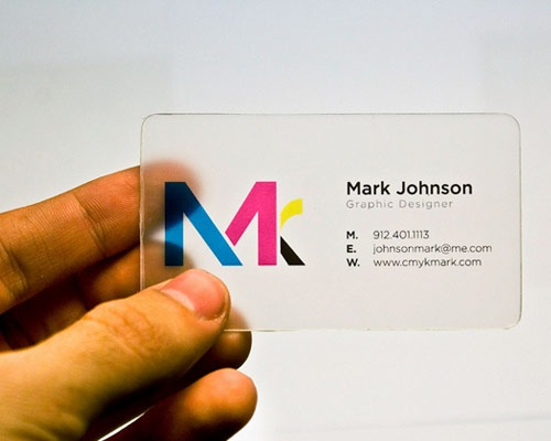markjonhson 70 Creative And Innovating Business Card Designs You Must See