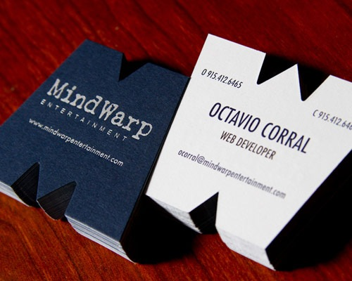 mindwarp 70 Creative And Innovating Business Card Designs You Must See