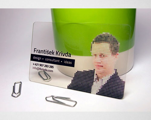 plasticbusinesscard 70 Creative And Innovating Business Card Designs You Must See