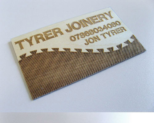 woodenbussinescarddesigns 70 Creative And Innovating Business Card Designs You Must See