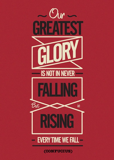 greatestglory 70 Design And Motivational Quotes Visualised A Must Read