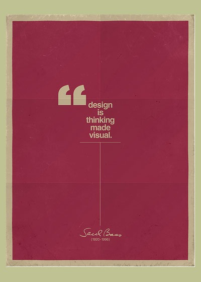 thinkingmadevisual 70 Design And Motivational Quotes Visualised A Must Read