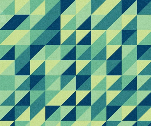 trianglerpattern 75 Best Illustrator Tutorials From 2012