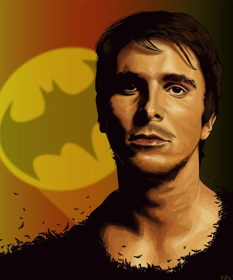 brucewayne 50 Most Beautiful Vexel Portraits You Will Ever See