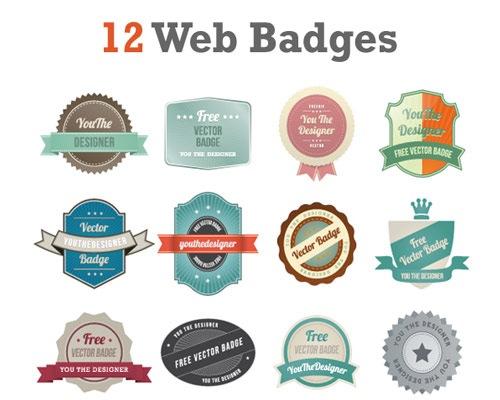 12webbadges Best Of Web And Design In July 2012