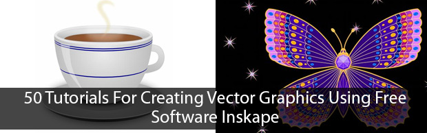 50 tutorials creating vector graphics 50 Tutorials For Creating Vector Graphics Using Free Software Inskape