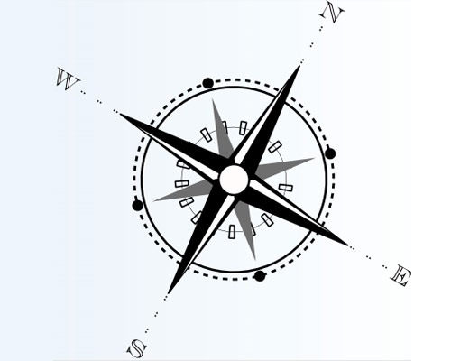 compass 50 Tutorials For Creating Vector Graphics Using Free Software Inskape