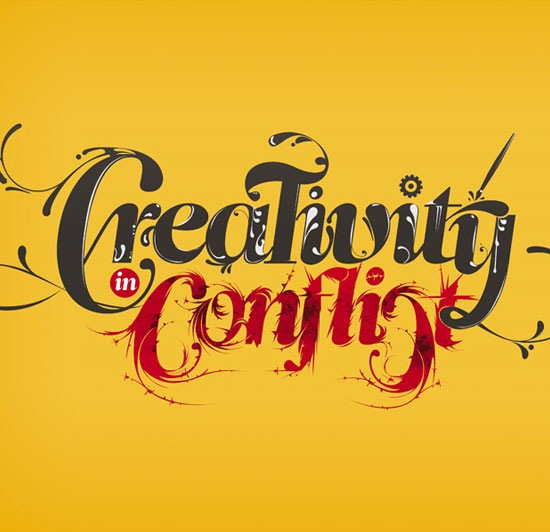 creativeconflict 70 Beautiful Typography Designs Truly Jaw Dropping