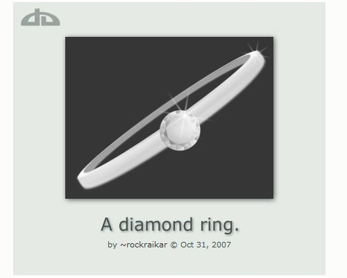diamondring 50 Tutorials For Creating Vector Graphics Using Free Software Inskape