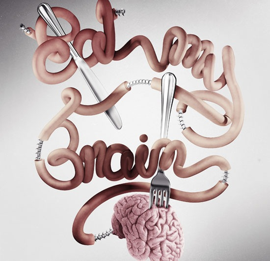 eatmybrain 70 Beautiful Typography Designs Truly Jaw Dropping