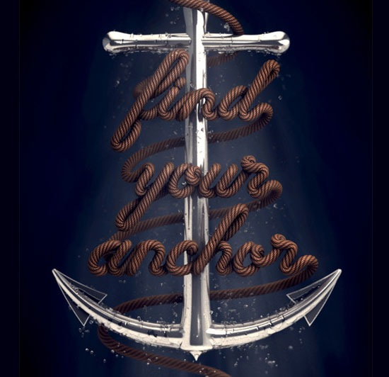 findyouranchor 70 Beautiful Typography Designs Truly Jaw Dropping