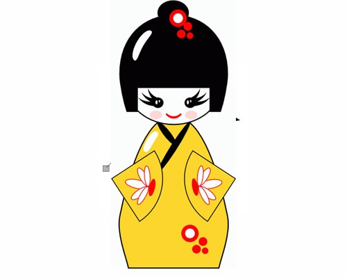 kokeshidoll 50 Tutorials For Creating Vector Graphics Using Free Software Inskape