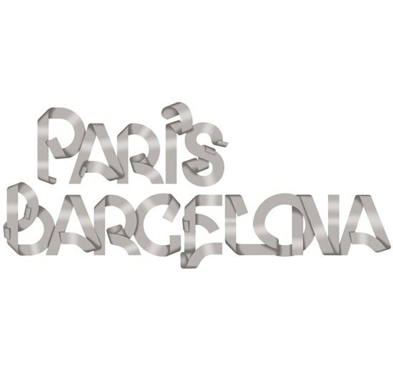 parisbarcelona 70 Beautiful Typography Designs Truly Jaw Dropping