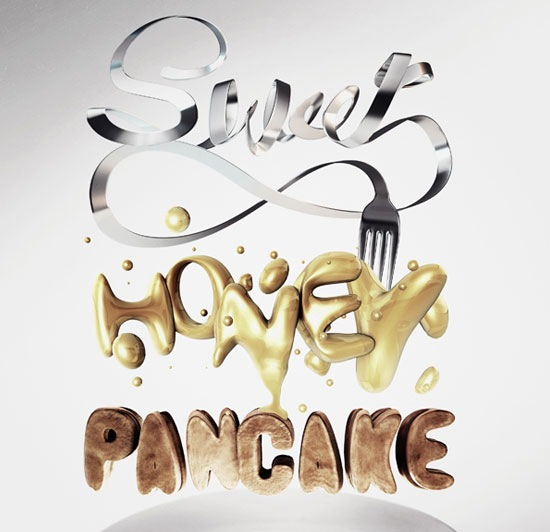 sweetmoneypancake 70 Beautiful Typography Designs Truly Jaw Dropping