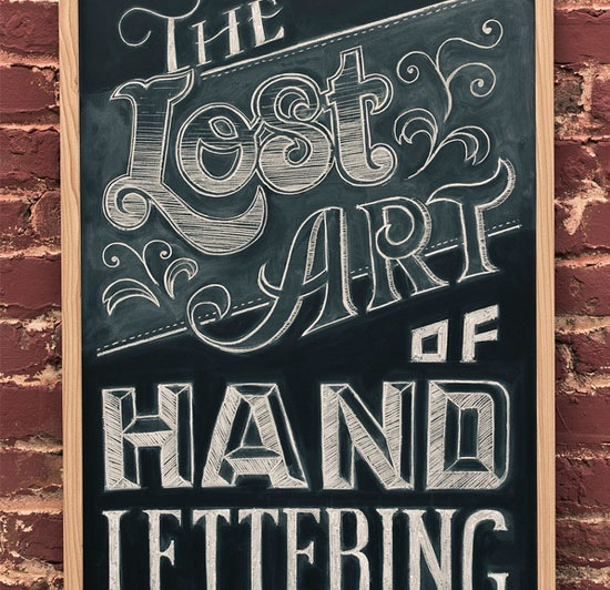 thelostart 70 Beautiful Typography Designs Truly Jaw Dropping