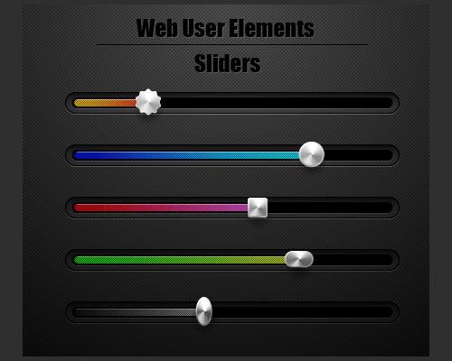 webslidersillustratortutorials Best Of Web And Design In July 2012