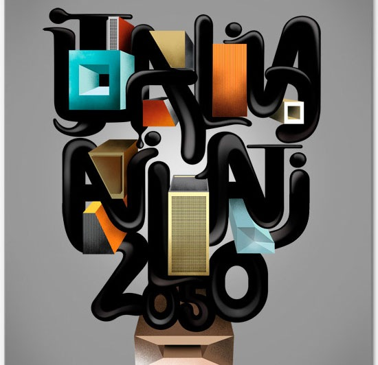 weirditalia 70 Beautiful Typography Designs Truly Jaw Dropping