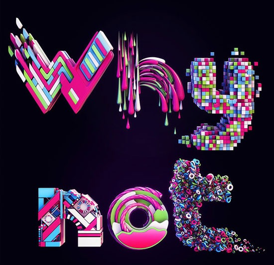 whynot 70 Beautiful Typography Designs Truly Jaw Dropping