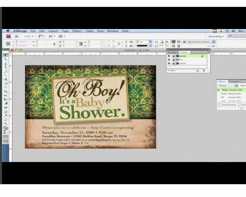 designtutorial 35 Tutorials For Learning And Mastering Indesign