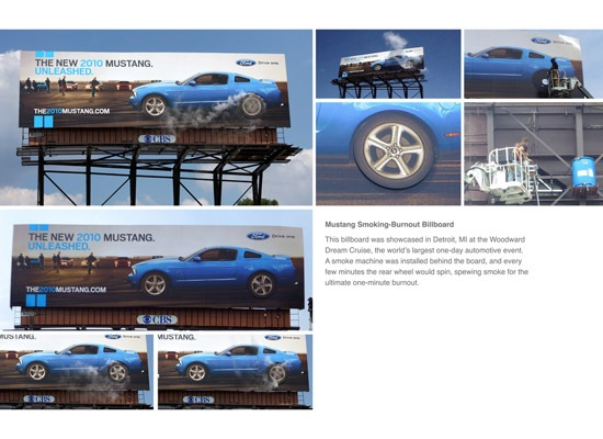 fordmotorcompany 30 Extremely Creative Billboard Designs
