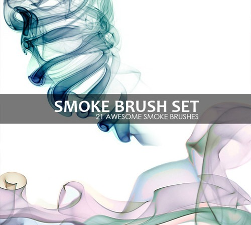 smokebrushset 50 Phenomenal Free Photoshop Brush Sets Every Designer Should Have