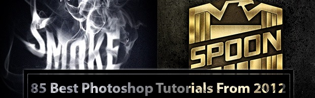 bestphotoshoptutorialsfrom2012 85 Best Photoshop Tutorials From 2012