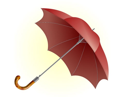 umbrellaillustration Best Of Web And Design In September 2012