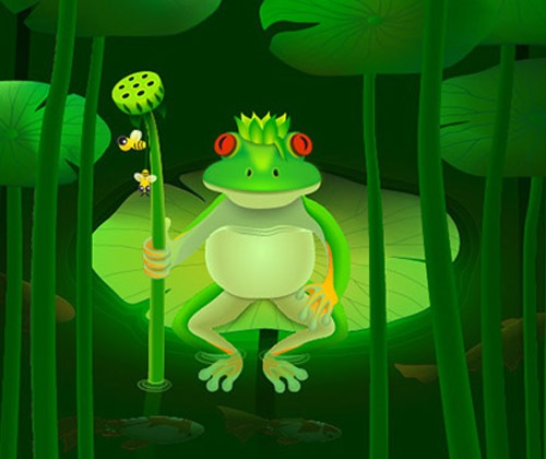 frog 75 Best Illustrator Tutorials From 2012