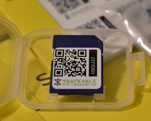 qrsdcard 25 Smart And Creative Ways To Implement QR Codes