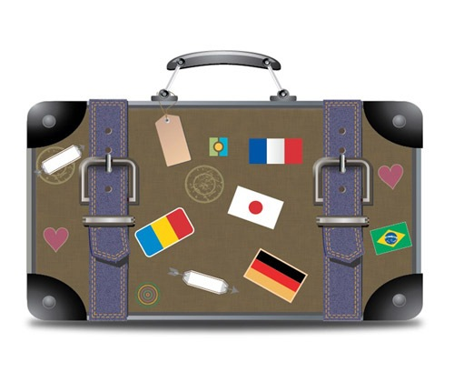 suitcase 75 Best Illustrator Tutorials From 2012