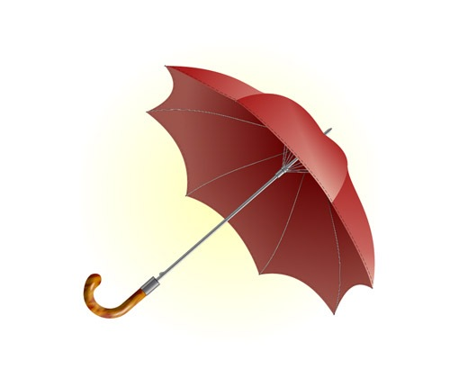 umbrella 75 Best Illustrator Tutorials From 2012