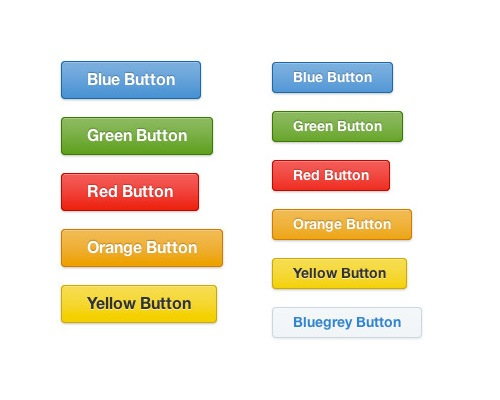 cleancss3buttons 25 CSS3 Free Buttons For Designers
