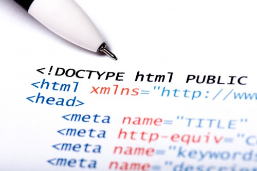 bigstock Html Code 4624700 500x333 Vital Tips You Must Know When Designing E mails