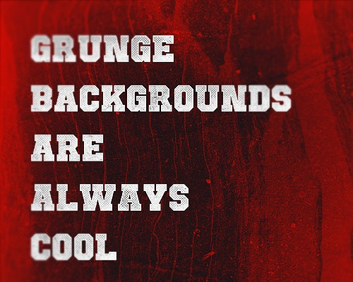 grungebackgrounds 30 Quality Tutorials For Working With Textures In Photoshop