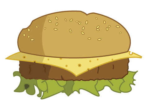 221 How To Draw A Delicious Burger