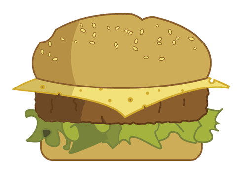 241 How To Draw A Delicious Burger