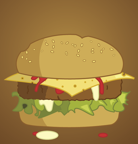 311 How To Draw A Delicious Burger